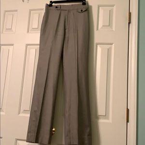 Ralph Lauren Collection houndstooth career pants